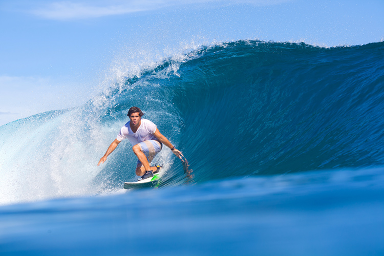 Boardshorts: great for surfing, but overly priced | Photo: Shutterstock