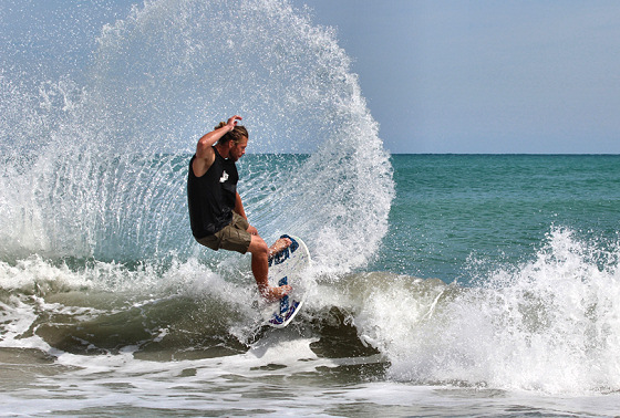 Boardwalk Blowup: hitting the Indialantic ramps