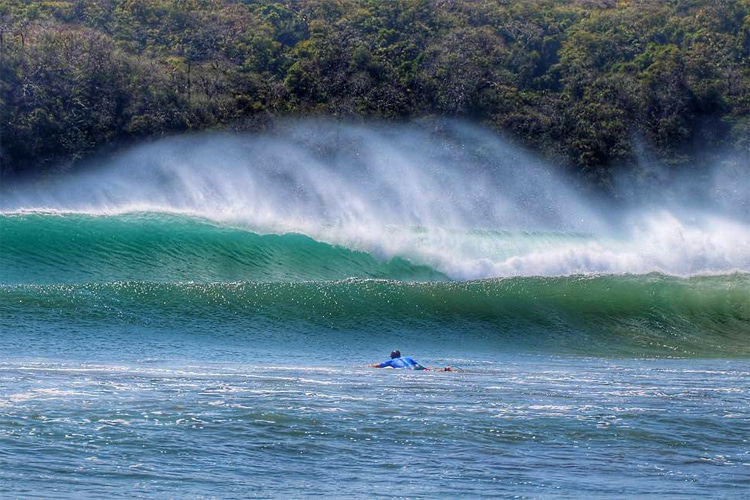 The best surf spots in Panama