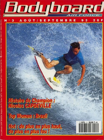 Bodyboard Air Force Magazine