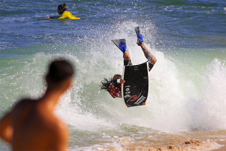 Professional bodyboarding: Covid-19 put the inaugural IBC World Tour on hold | Photo: APB