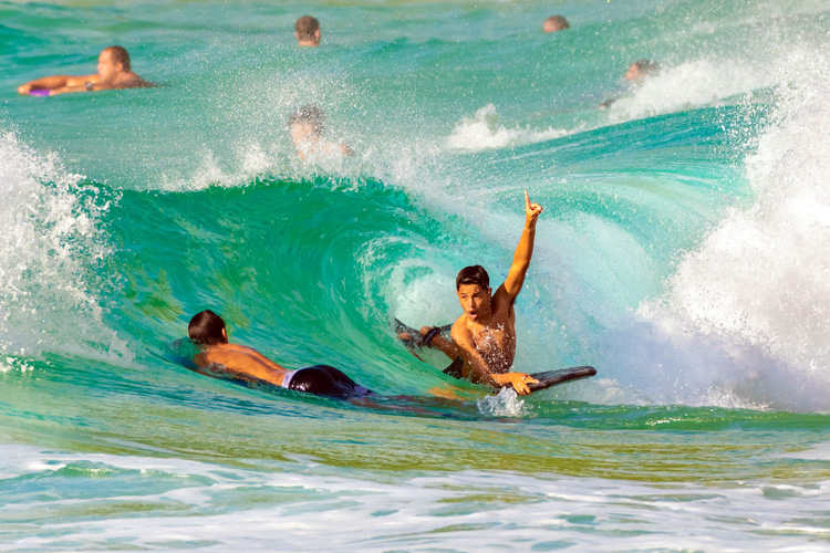 The most popular bodyboarding slang words
