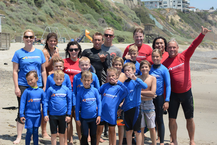 Bodyboarding Adventures: Southern California's only dedicated bodyboarding school