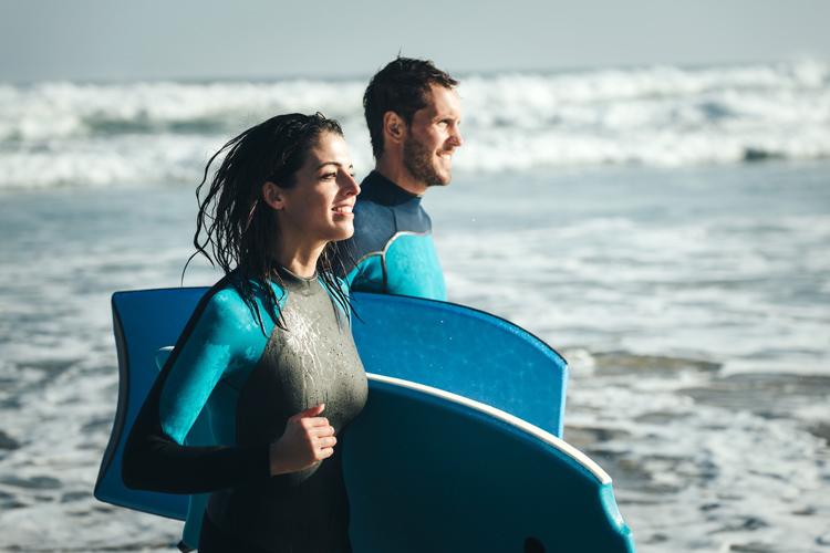 Bodyboarding: book a few lessons and learn faster | Photo: Shutterstock