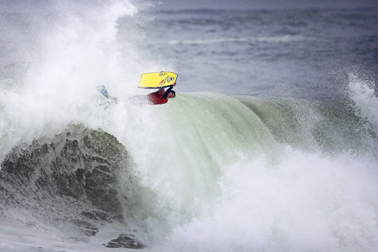 Bodyboarding: learn how to improve your skills | Photo: APB