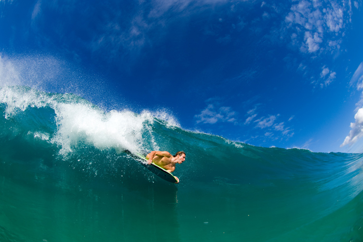 Bodyboarding: there is always room for improvement | Photo: Shutterstock