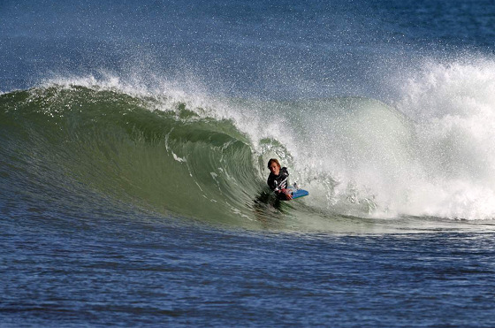 South Africa: great waves, great riders