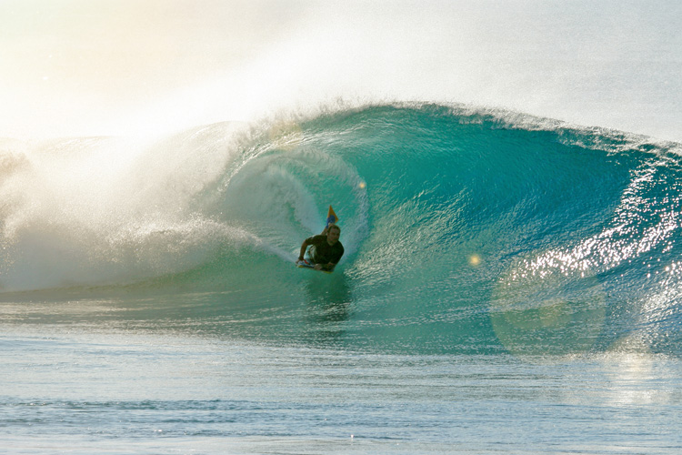 Bodyboarding: a coach will dramatically improve your wave riding skills | Photo: Shutterstock