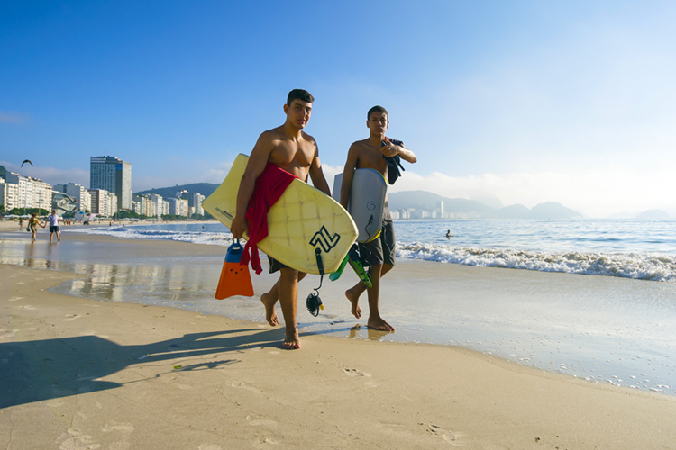 Bodyboards: it is always good to use a specific wax formula for bodyboarding | Photo: Shutterstock