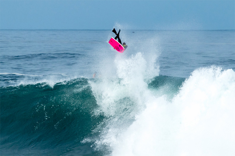 Bodyboarding: new venues brought new performances and performers | Photo: Jimenez/APB