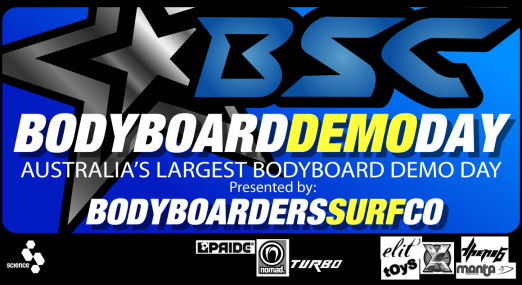 Bodyboard Demo Day