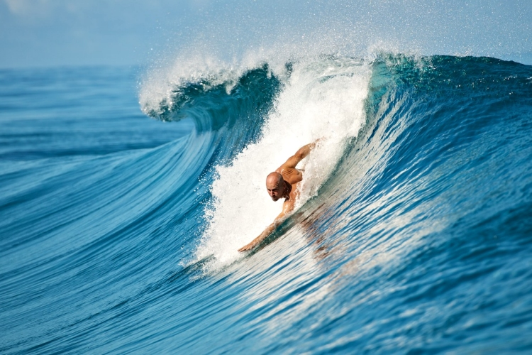 Bodysurfing: know how to swim and kick like hell | Photo: Tim Mckenna