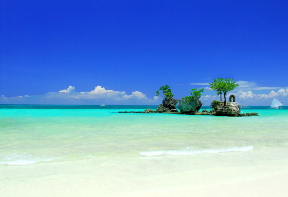Boracay: the RS:One fleet will taste this paradise