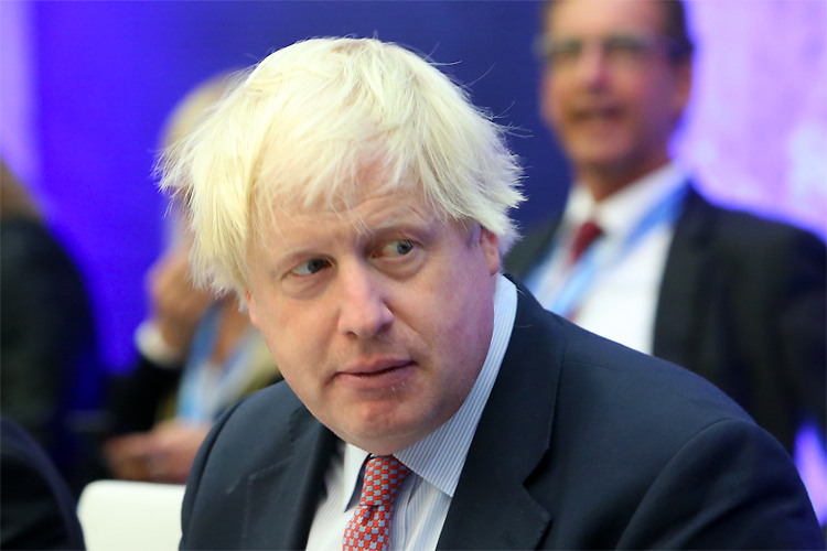 Boris Johnson: a dude with a surfer haircut | Photo: Creative Commons