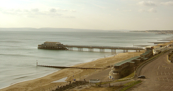 The Boscombe Pier: forever remembering the souls of surfing
