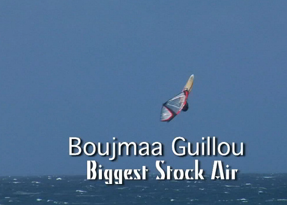 Boujmaa Guillol: air time