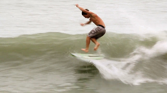 Brad Domke: when skimboarders teach surfers