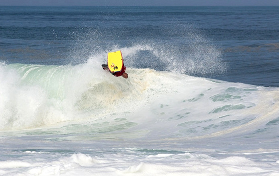 Brahim Iddouch: the new Moroccan bodyboarding star
