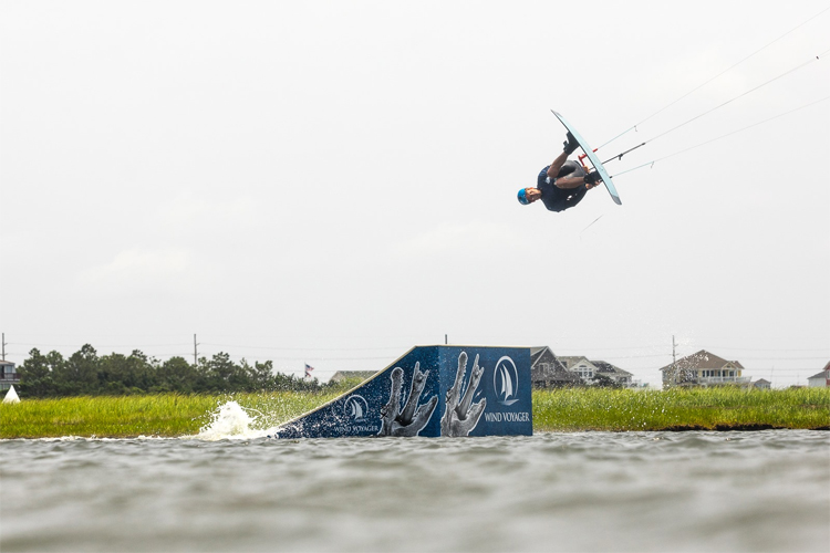 Brandon Scheid: he won his fourth Triple-S Invitational title | Photo: Real Watersports