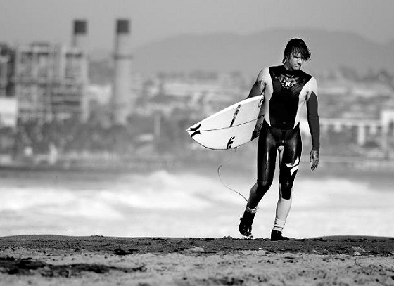 lente Basura combinar  Nike logo leaves pro surfing and surfboards
