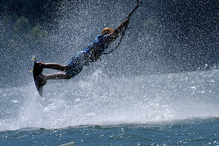 Bridge of the Gods Kite Fest: when amateur riders become pros | Photo: David Oby