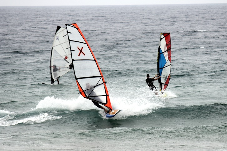 Brien Cummings steals the NSW Wavesailing Titles 2013/2014