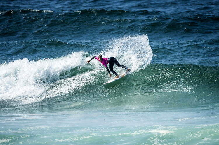Brisa Hennessy: she will replace Carissa Moore on the 2020 WSL Women's Championship Tour | Photo: Poullenot/WSL