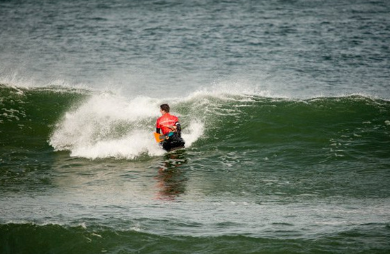 British Bodyboard Club Tour: waves are playing with the UK riders