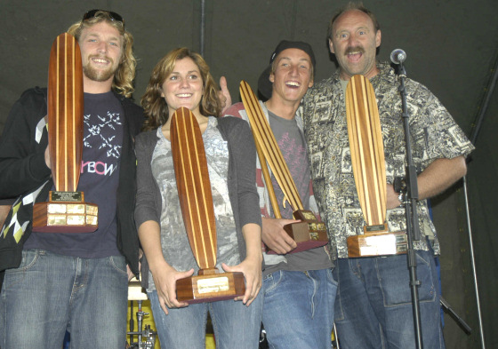 2009 British Longboard Union champions