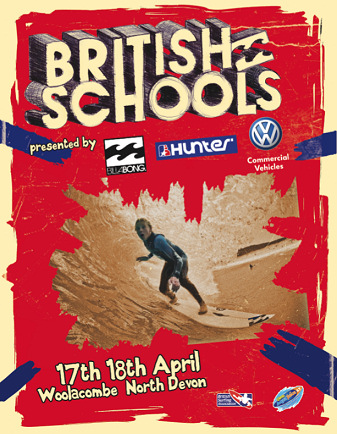 British Schools Surfing Championships: groms and more groms in Woolacombe