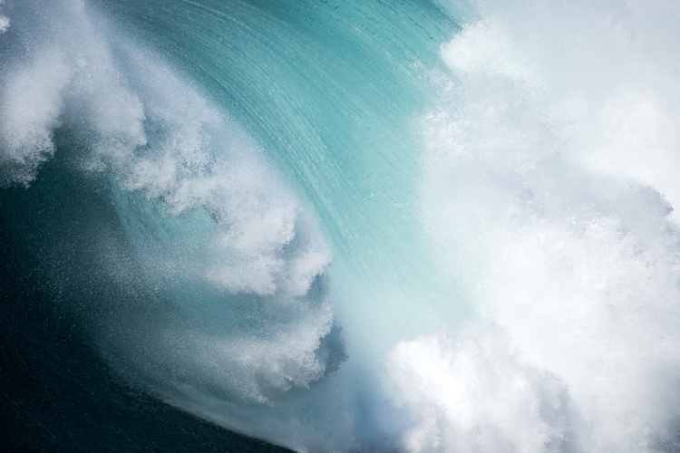 Wave: it starts to break when it reaches a depth that is 1.3 times its height | Photo: Shutterstock
