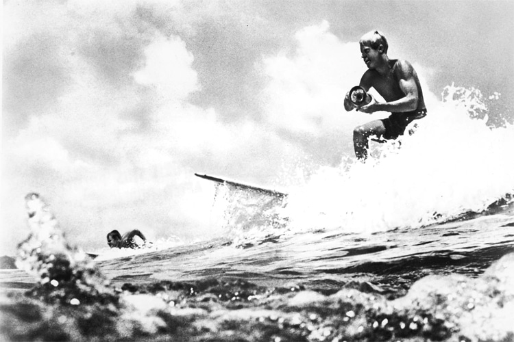 Bruce Brown: the pioneer of surf movies | Photo: Creative Commons