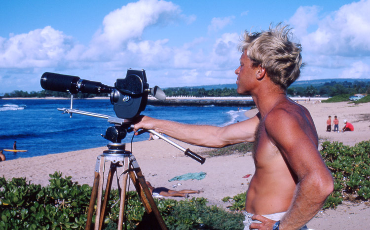 Bruce Brown: he shot 'The Endless Summer'