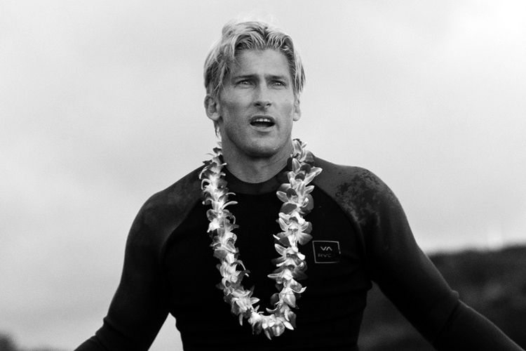 Bruce Irons: the winner of the 2004 Quiksilver in Memory of Eddie Aikau has a history with drug abuse | Photo: Sloane/WSL