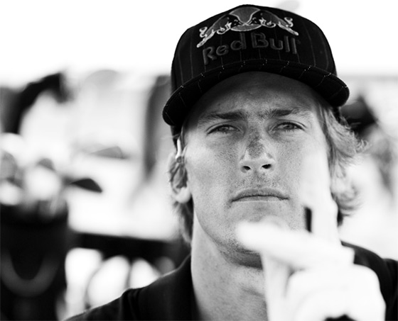 Bruce Irons: a bright future ahead