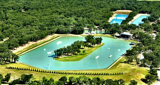 BSR Cable Park: a perfect wakeboarding venue
