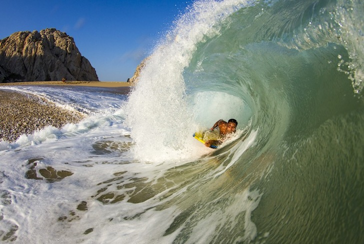 Los Cabos: a shorebreak heaven