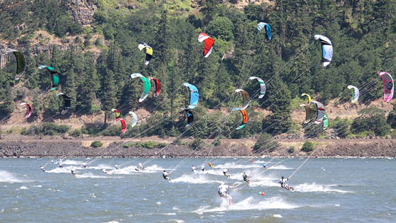 Hood River: prepare to race