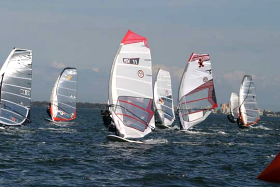 Calema Midwinters: 25 years of windsurfing