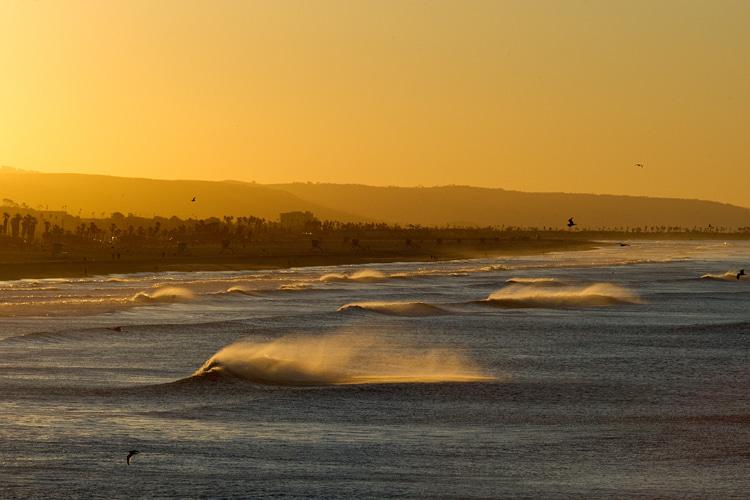 16 legendary California surfing beaches