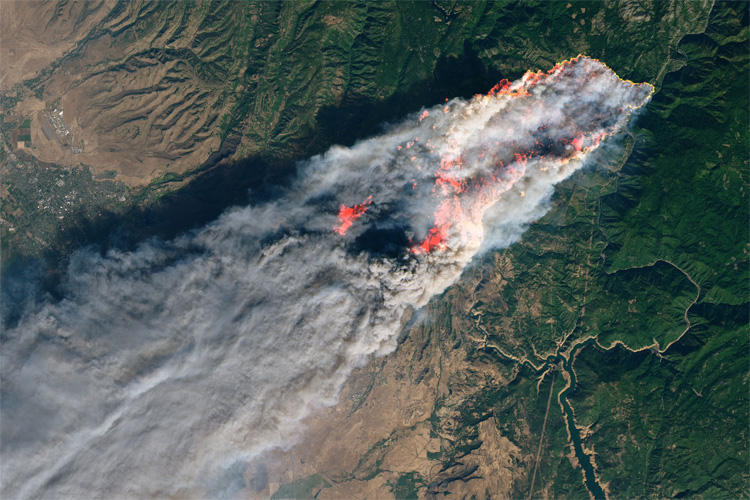 California fires: a year-round issue | Photo: Creative Commons