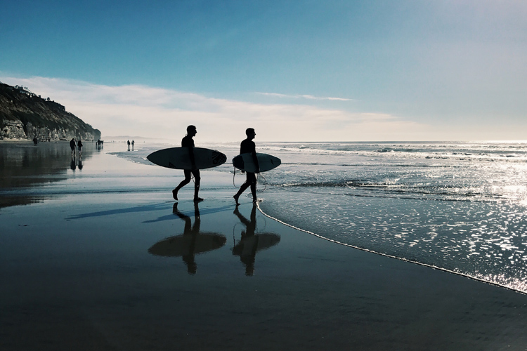 California: the Golden State is intrinsically connected to surfing | Photo: Shutterstock