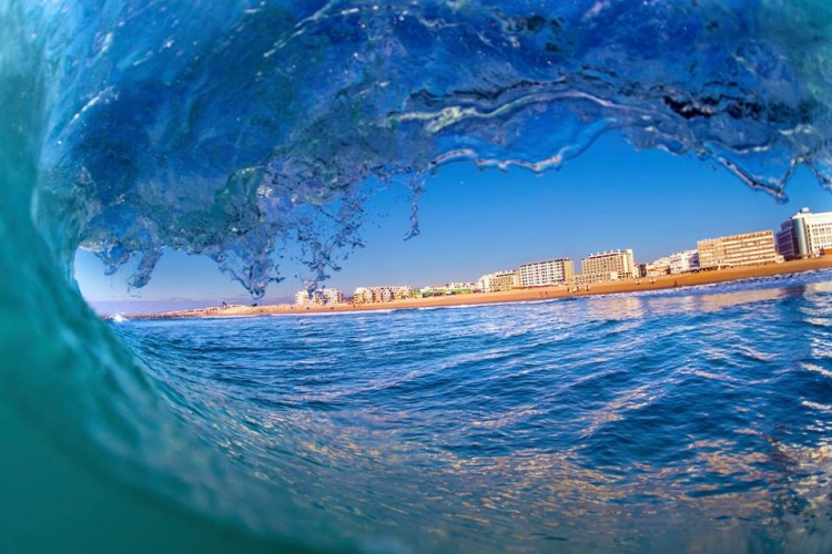 Costa da Caparica: 30 kilometers of beaches and over 100 wave peaks | Photo: WSL