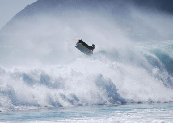 Cape Town Classic: bodyboarding has never been so green