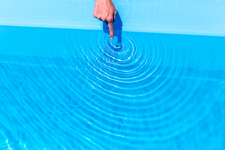 Capillary waves: ripples of energy in concentric circles | Photo: Shutterstock