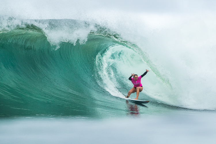 Women's surfing: Hawaii recognized its heroines | Photo: Cestari/WSL