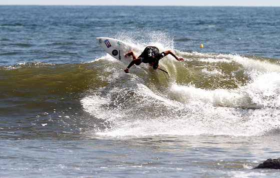 Carlos Cabrero: the new 2011 ISA World Masters Surfing champion