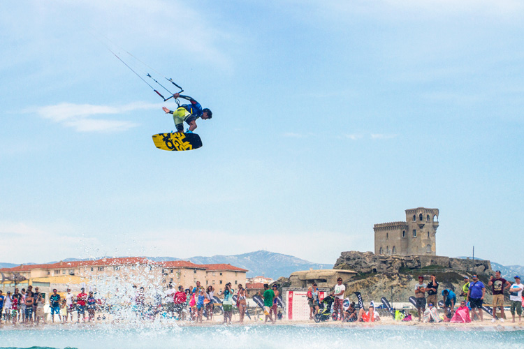 Carlos Mario: superb performance in Tarifa | Photo: Romatsova/VKWC