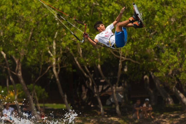 Carlos Mario: he landed a heart attack 7 in New Caledonia | Photo: Romantsova/WKL