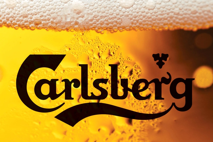 Carlsberg: soon inside a wood-fiber bottle